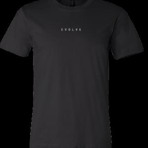 Evolve: Men/ Unisex Relaxed Short Sleeve Tee