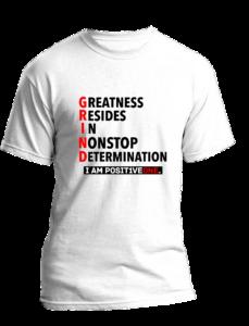 P1 G.R.I.N.D T-Shirt