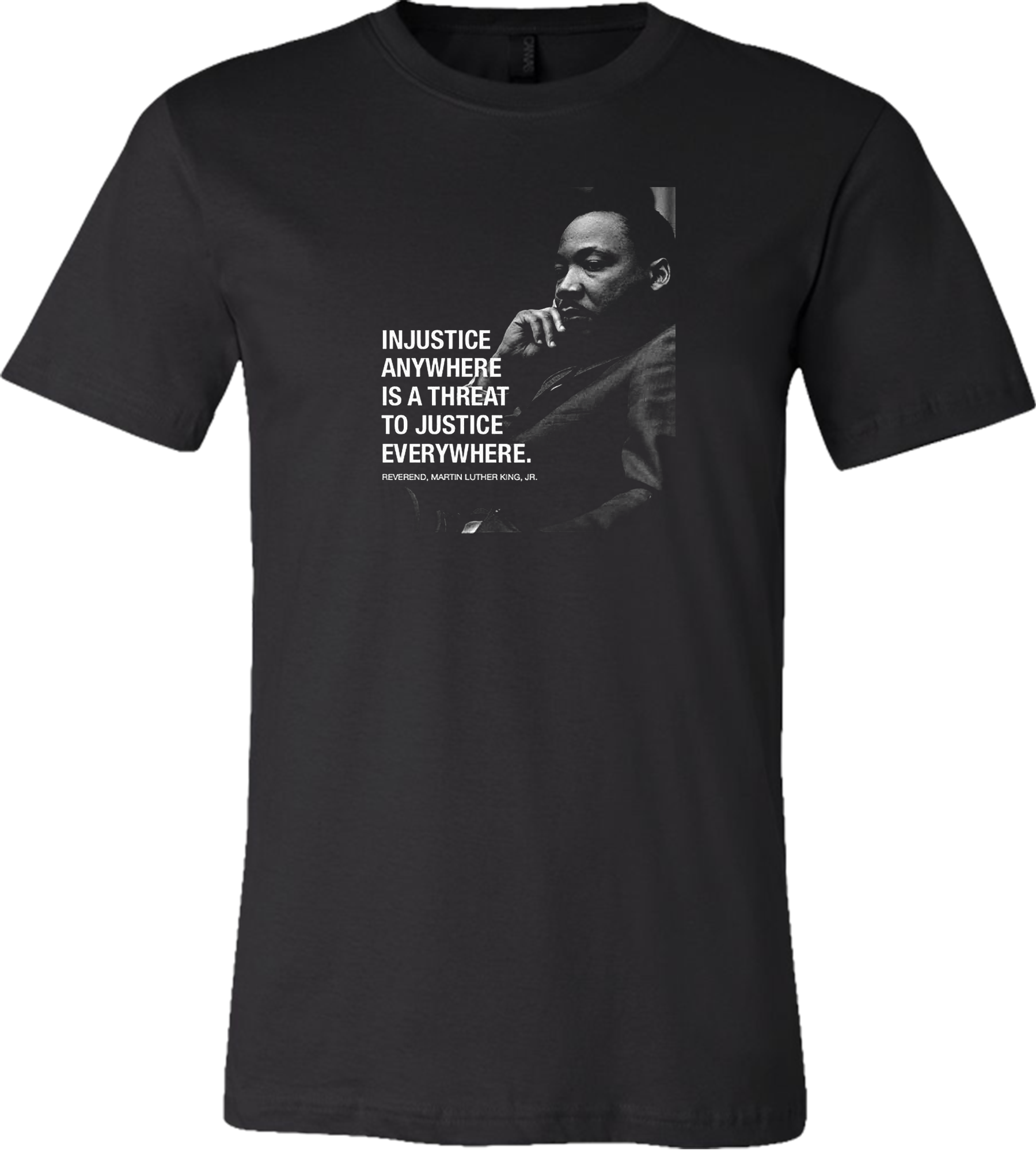 MLK Injustice Anywhere Is A Threat To Justice Everywhere