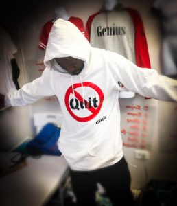 Dont Quit Club Hoodie