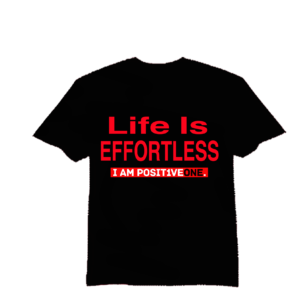Life Is Effortless