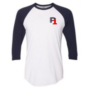 P1 3/4 Sleeve Baseball T-shirt