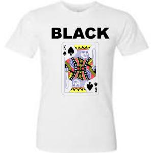 Black King of Spades Regular