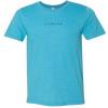 Evolve Heather Aqua T-shirt