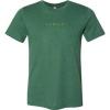 Evolve Heather Grass Green T-Shirt