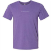 Evolve Heather Purple T-Shirt